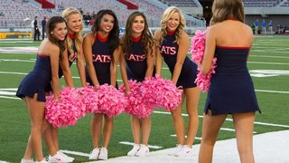 Wildcat Cheerleaders