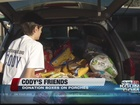 Cody's Friends. Helping animals and children