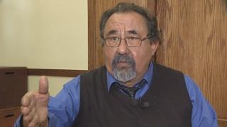Congressman Raul Grijalva speaks about border