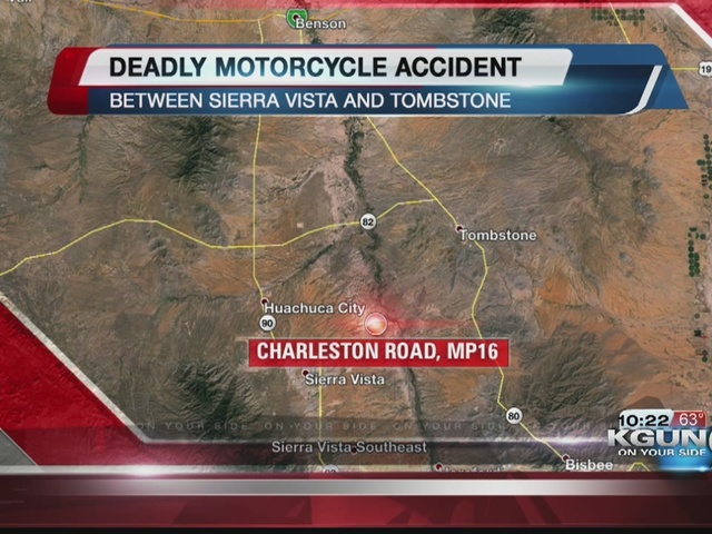 Deadly motorcycle accident in Cochise county