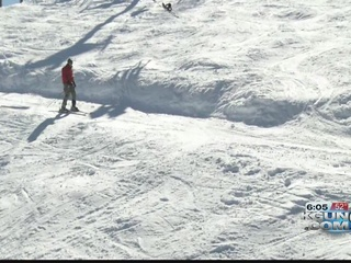 Ski Valley lower slope open today