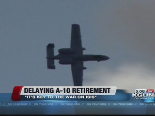 Delaying A-10 retirement is key to war on ISIS