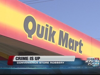 TPD: Convenience store robberies on the rise