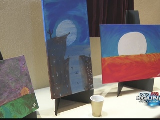 Tucson veterans prove they are creative artists