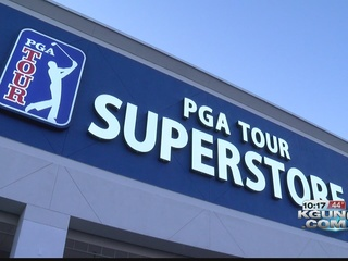 PGA Tour Superstore to open in Tucson