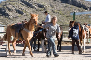PHOTO ESSAY: Colossal Cave Riding Stables
