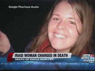 Iraqi woman charged for killing Kayla Mueller