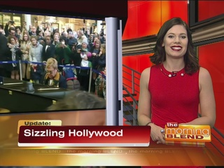 Sizzling Hollywood