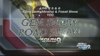 KGUN takes the show on the gem show road