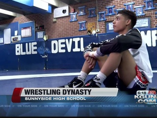 A family's Sunnyside wrestling tradition