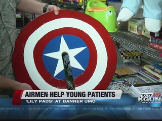 DM airmen help patients at Banner UMC