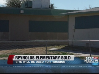Former TUSD school sold to TK Development