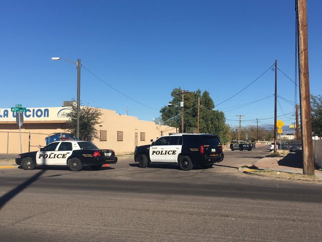 Tucson police investigating shooting