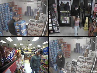 Deputies need help locating four suspects