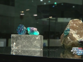 Tucson Gem and Mineral Show wraps up day one