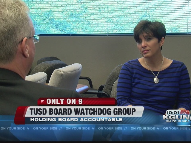Watchdog group to hold TUSD Board accountable