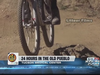 24-hours in the Old Pueblo biking event