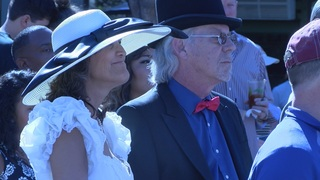Dozens of couples renew vows at Hotel Congress