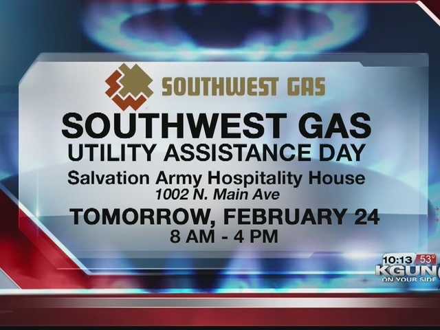 Save Money On Your Southwest Gas Bill