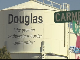 Douglas community teams up to clean up city