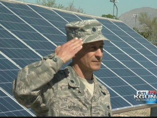Davis-Monthan leading energy efficiency example