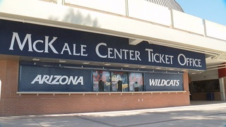 U of A applying to sell alcohol at McKale