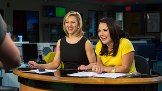 GALLERY: Behind the scenes with KGUN 9