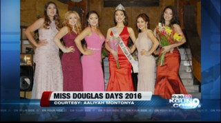 Miss Douglas Days crowned
