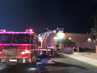 NW Fire responds to smoke reported at mall