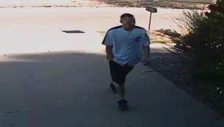 Deputies look for motorcycle thief