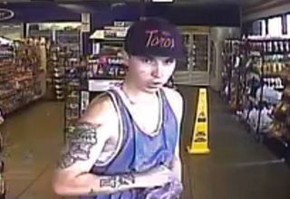 Police look for man who robbed Circle K
