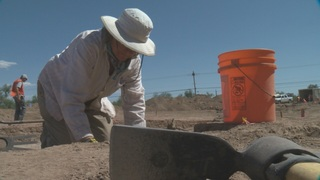 Artifacts unearthed at PACC construction site