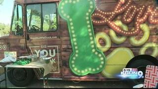 Good Stuff Pet Truck Rolls into Tucson