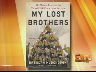 My Lost Brothers by Brendan McDonough