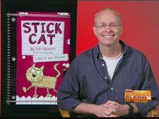 Stick Cat by Tom Watson