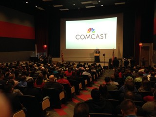 Comcast opens massive call center