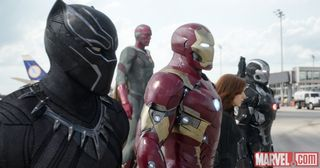 MOVIE REVIEW: 'Captain America: Civil War'
