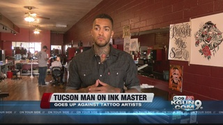 Tucson artist to be in