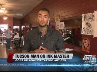 Tucson tattoo artist wins 'Ink Master'