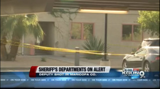 Sheriff's Departments on high alert