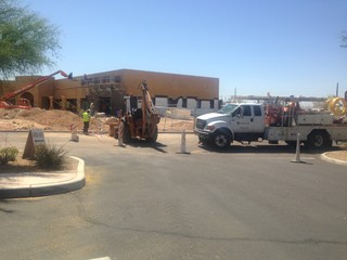 Gas leak cleared, Marana intersection reopens