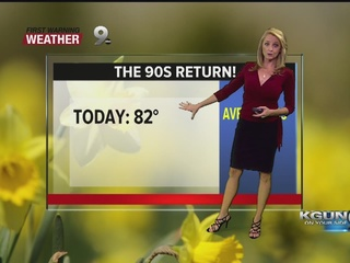 FORECAST: Less wind, more cooling!