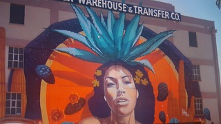 Downtown murals beautify and prevent graffiti