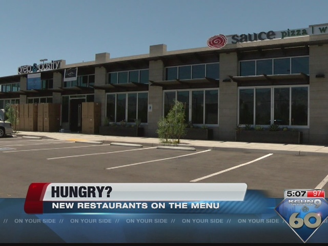 Tucson Kgun9 Tv Spring And Summer Have Turned Out To Be A Hot Time For New Restaurants