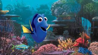 MOVIE REVIEW: 'Finding Dory'