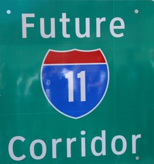 Learn more about proposed Interstate 11 route