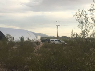 Deputies investigate Avra Valley homicide