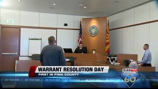 Justice Court hosts 'Warrant Resolution Day'