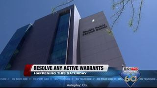 More than 850 clear outstanding warrants
