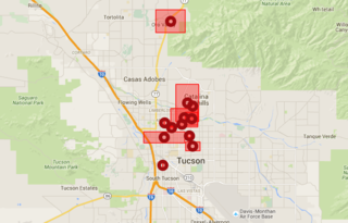 More than 15,000 customers without power